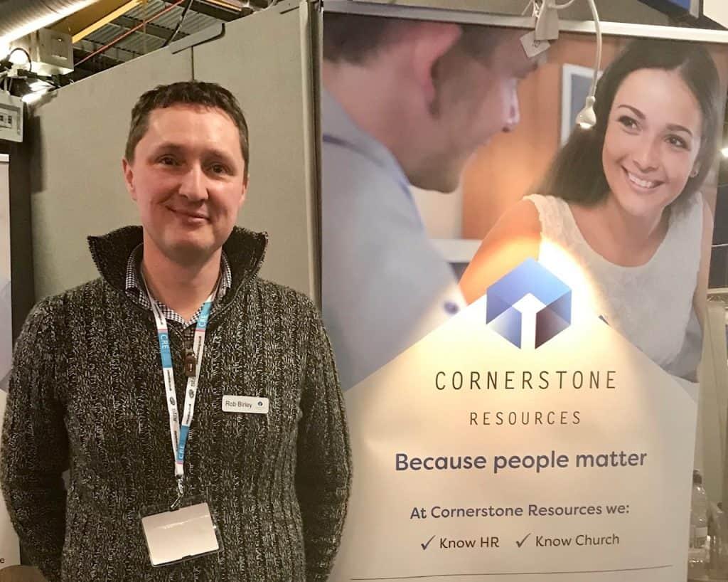 Rob Birley - Cornerstone Resources HR Consultancy
